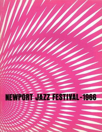 newport jazz pink